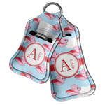Flying Pigs Hand Sanitizer & Keychain Holder (Personalized)