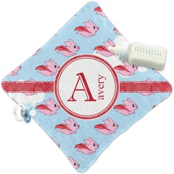 Flying Pigs Security Blanket (Personalized)
