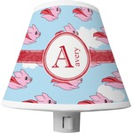Flying Pigs Shade Night Light (Personalized)