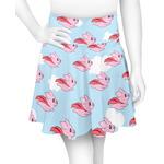 Flying Pigs Skater Skirt (Personalized)