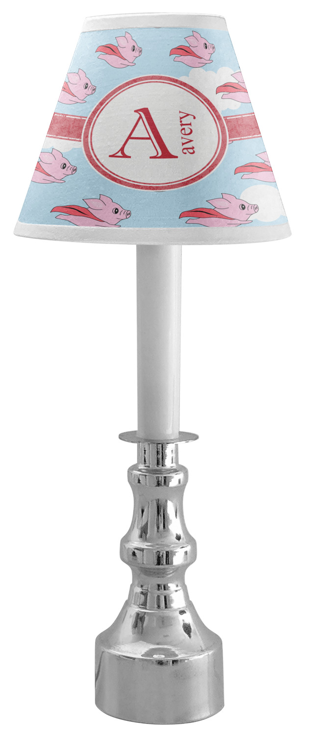 Chandelier Shade Flying Pigs Small Lamp Candle