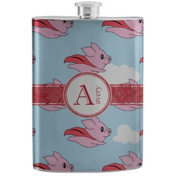 Flying Pigs Stainless Steel Flask (Personalized)