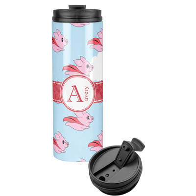 Flying Pigs Stainless Steel Travel Tumbler (Personalized)