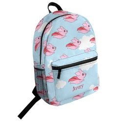 Flying Pigs Student Backpack (Personalized)