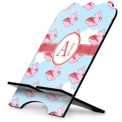 Flying Pigs Stylized Tablet Stand (Personalized)