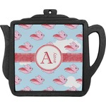 Flying Pigs Teapot Trivet (Personalized)