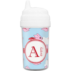Flying Pigs Sippy Cup (Personalized)