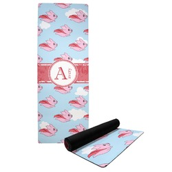 Flying Pigs Yoga Mat (Personalized)