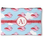 Flying Pigs Zipper Pouch (Personalized)
