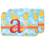 Rubber Duckies & Flowers Dish Drying Mat (Personalized)