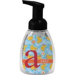 Rubber Duckies & Flowers Foam Soap Dispenser (Personalized)