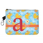 Rubber Duckies & Flowers Golf Accessories Bag (Personalized)