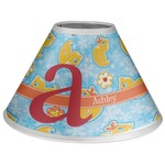 Rubber Duckies & Flowers Coolie Lamp Shade (Personalized)