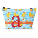 Rubber Duckies & Flowers Makeup Bags (Personalized)