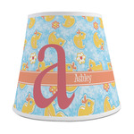 Rubber Duckies & Flowers Empire Lamp Shade (Personalized)