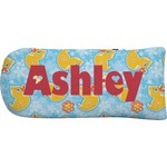 Rubber Duckies & Flowers Putter Cover (Personalized)