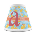 Rubber Duckies & Flowers Chandelier Lamp Shade (Personalized)