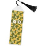 Rubber Duckie Camo Book Mark w/Tassel (Personalized)