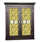 Rubber Duckie Camo Cabinet Decal - Custom Size (Personalized)