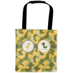 Rubber Duckie Camo Auto Back Seat Organizer Bag (Personalized)