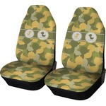 Rubber Duckie Camo Car Seat Covers (Set of Two) (Personalized)
