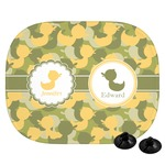 Rubber Duckie Camo Car Side Window Sun Shade (Personalized)