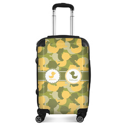 Rubber Duckie Camo Suitcase (Personalized)