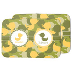 Rubber Duckie Camo Dish Drying Mat (Personalized)