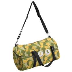 Rubber Duckie Camo Duffel Bag (Personalized)