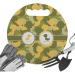 Rubber Duckie Camo Gardening Knee Cushion (Personalized)