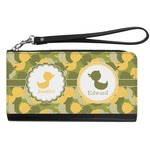 Rubber Duckie Camo Genuine Leather Smartphone Wrist Wallet (Personalized)