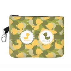 Rubber Duckie Camo Golf Accessories Bag (Personalized)