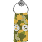 Rubber Duckie Camo Hand Towel - Full Print (Personalized)