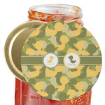 Rubber Duckie Camo Jar Opener (Personalized)