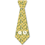 Rubber Duckie Camo Iron On Tie - 4 Sizes w/ Multiple Names