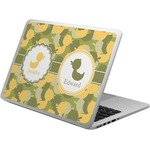 Rubber Duckie Camo Laptop Skin - Custom Sized (Personalized)