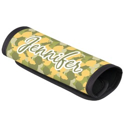 Rubber Duckie Camo Luggage Handle Cover (Personalized)