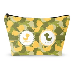 Rubber Duckie Camo Makeup Bags (Personalized)