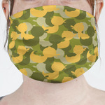 Rubber Duckie Camo Face Mask Cover (Personalized)