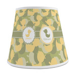 Rubber Duckie Camo Empire Lamp Shade (Personalized)