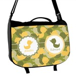 Rubber Duckie Camo Messenger Bag (Personalized)