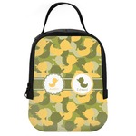 Rubber Duckie Camo Neoprene Lunch Tote (Personalized)