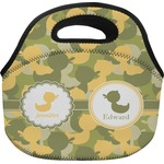 Rubber Duckie Camo Lunch Bag (Personalized)