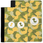 Rubber Duckie Camo Notebook Padfolio w/ Multiple Names