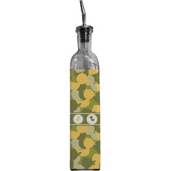 Rubber Duckie Camo Oil Dispenser Bottle (Personalized)