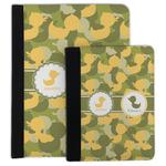 Rubber Duckie Camo Padfolio Clipboard (Personalized)