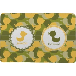 Rubber Duckie Camo Comfort Mat (Personalized)