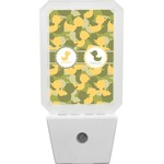Rubber Duckie Camo Night Light (Personalized)