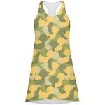 Rubber Duckie Camo Racerback Dress (Personalized)