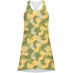 Rubber Duckie Camo Racerback Dress (Personalized)
